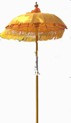 Bali Umbrella Decoration